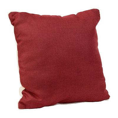 Red Dalton Pillow