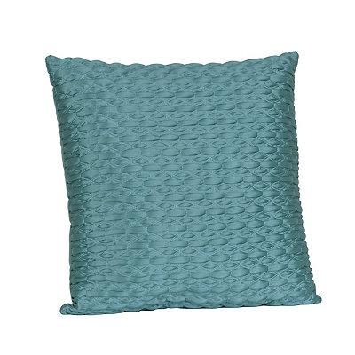 Blue Mave Pillow