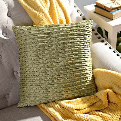 Green Mave Pillow