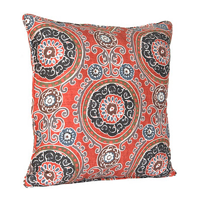 Spice Tamariz Pillow