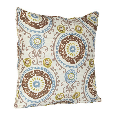 Ivory Tamariz Pillow