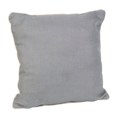 Silver Dalton Pillow
