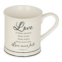 Love Bible Verse Mug