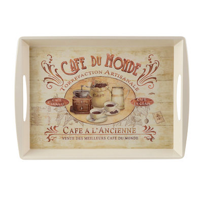 Cafe du Monde Serving Tray