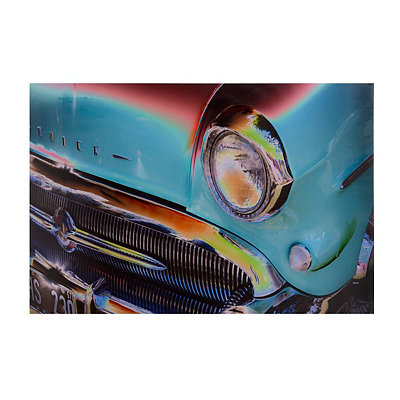 Car Panel I Canvas Art Print