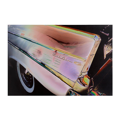 Car Panel II Canvas Art Print
