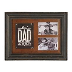 Best Dad Ever Collage Frame