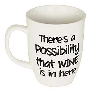 A Possibility of Wine Mug