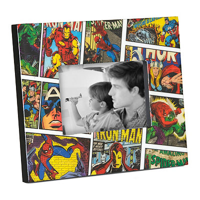 Marvel Comic Book Picture Frame, 4x6