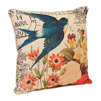 Sheryl Bird Pillow