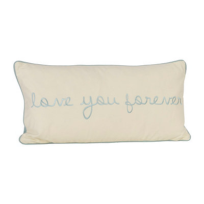 Love You Forever Pillow