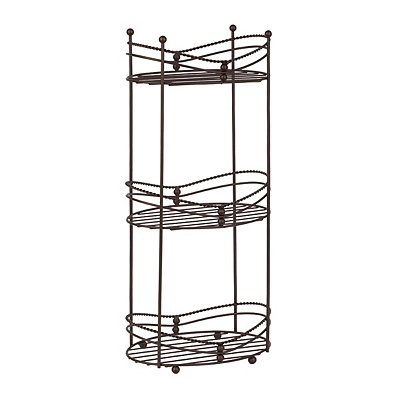 Bronze 3-Tier Spa Tower