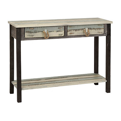Console tables entryway tables kirklands for Sofa table kirklands