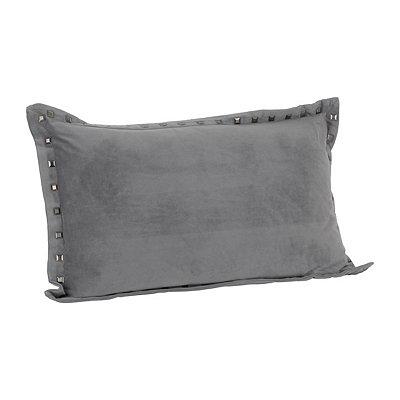 Charcoal Payton Accent Pillow
