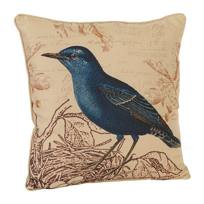 Candence Bird Pillow