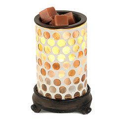 Pearl Mosaic Wax Warmer