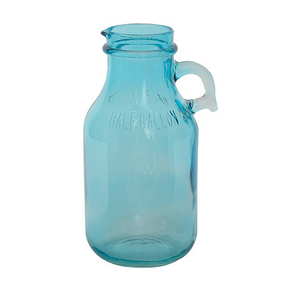 Aqua Moonshine Pitcher