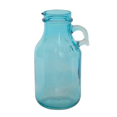 Aqua Moonshine Pitcher