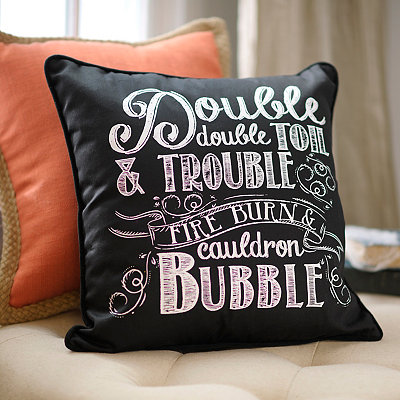 Cast a Spell Accent Pillow