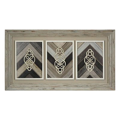 Neutral Shades Trio Shadowbox