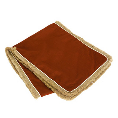 Spice Dean Fringe Table Runner