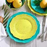 Durable melamine dinnerware