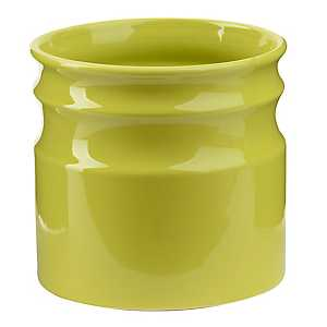 Turino Green Ceramic Utensil Holder
