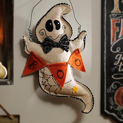 Boo Ghost Wall Hanger