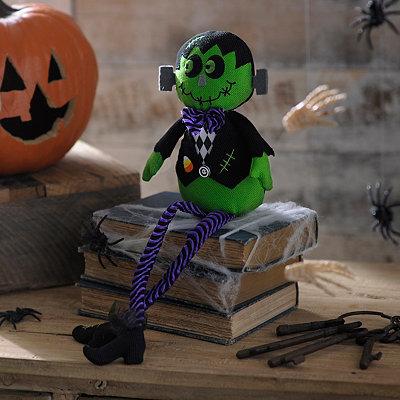 Plush Frankenstein Shelf Sitter