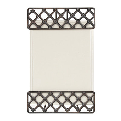 Pressed Metal Ceramic Memo Board