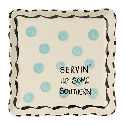 Servin Up Some Southern Plate
