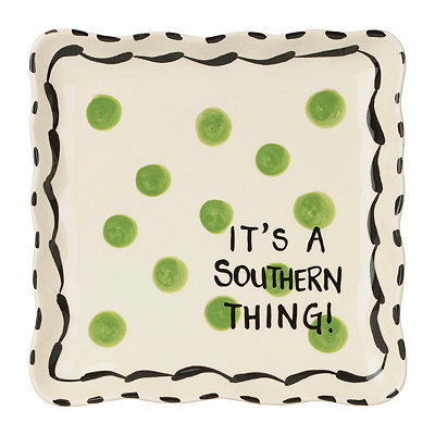 A Southern Thing Plate