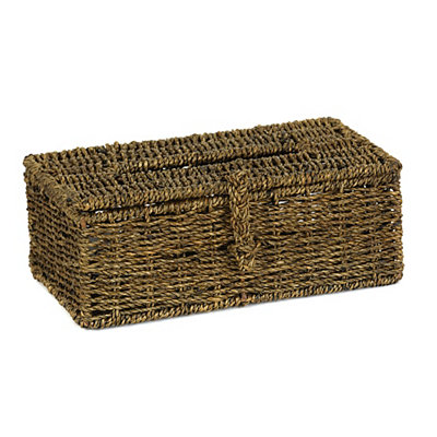 Natural Rattan Tissue Holder