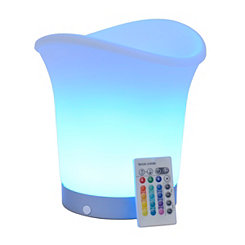 Color-Changing LED Ice Bucket