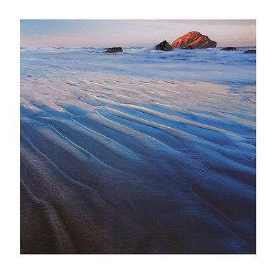 Ripple Waterscape Canvas Art Print