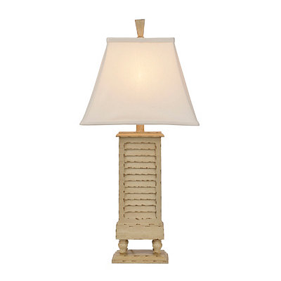 West Lake Shutter Table Lamp