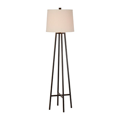 Iron Tower Floor Lamp
