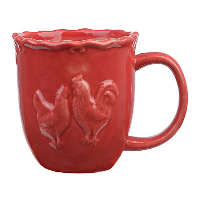 Red Rooster Mug