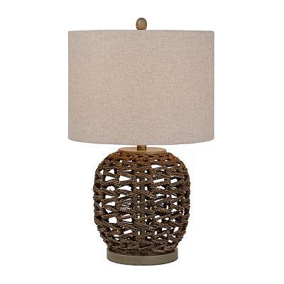 Java Grass Table Lamp