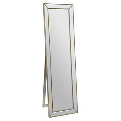 Beaded Bella Cheval Mirror