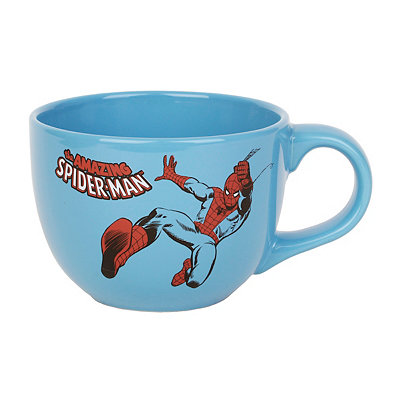 Spider-Man Soup Mug