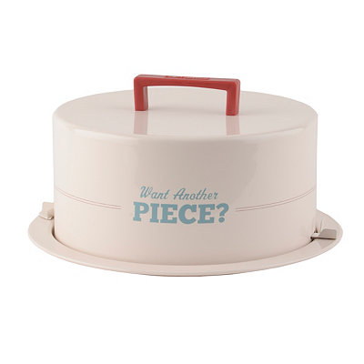 White Cake Boss Cake Carrier