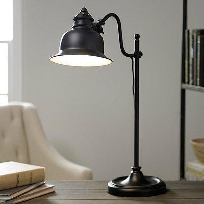 Vintage Bronze Task Lamp