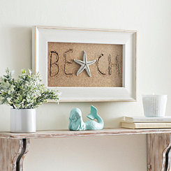 Beach Treasures Shadowbox