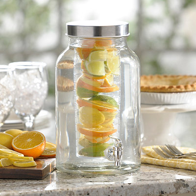 Del Sol Flavor Infuser Beverage Dispenser