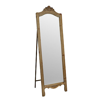 Natural Morgan Cheval Mirror