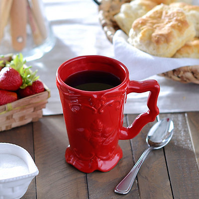Red Sweet Olive Beverage Mug