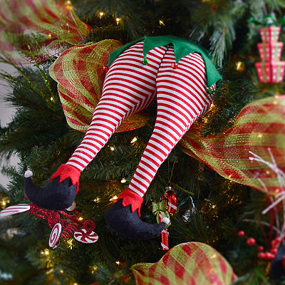 Striped Elf Bottom Pick