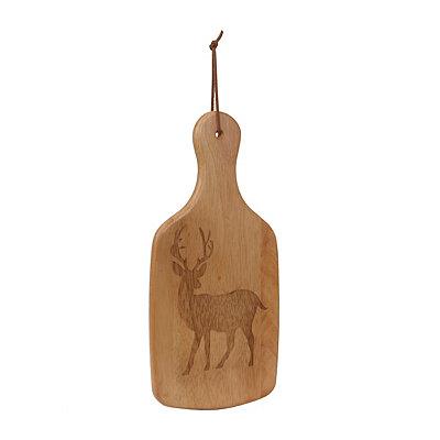 Woodland Deer Cutting Board