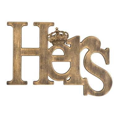 His And Hers Crown Wall Decor wall quotes | wall sayings | kirklands